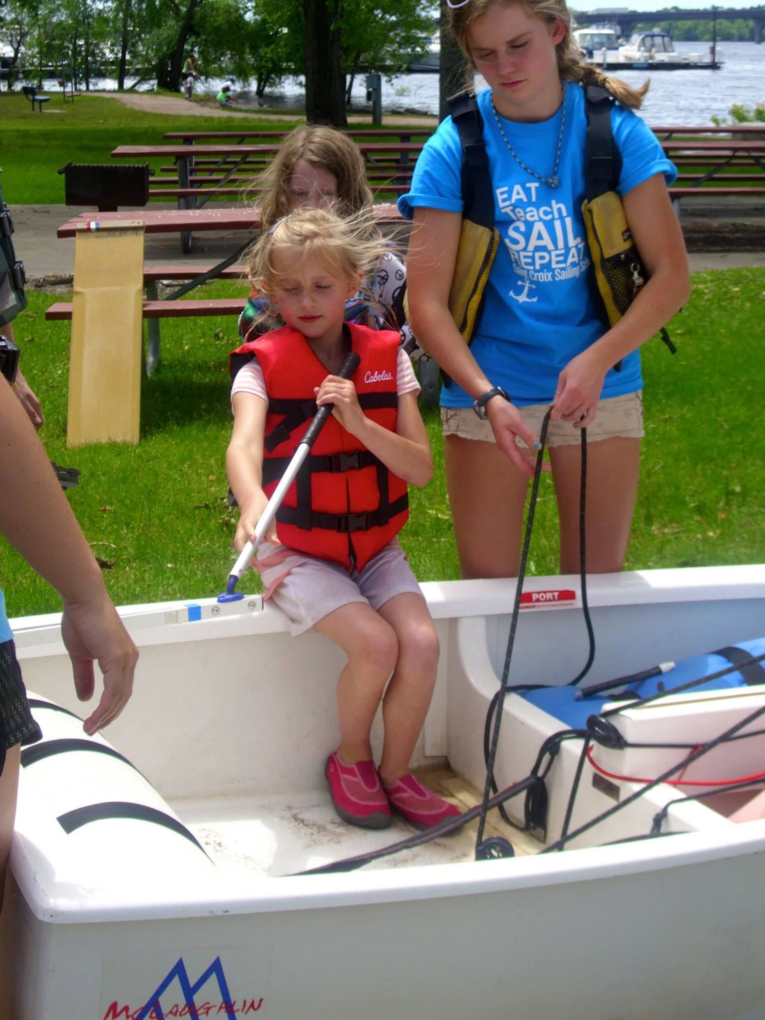 Lil' Luffers Sailing Session 1 – 2021