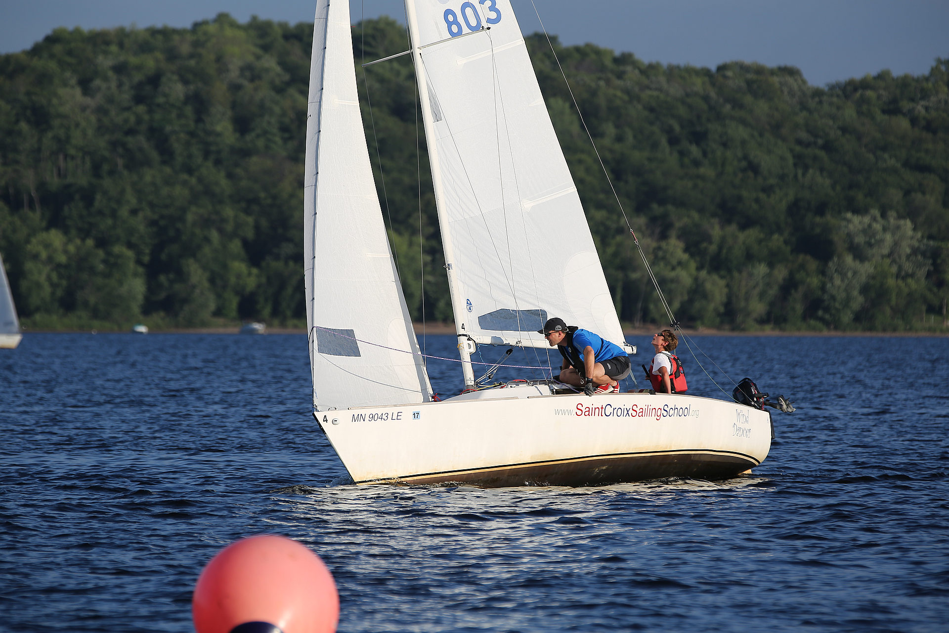 Adult & Family Sailing